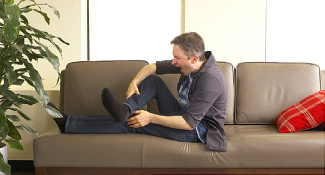 How to Ease Foot Cramps