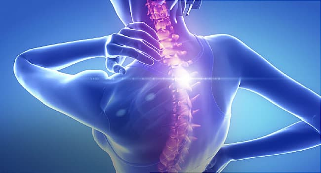 Video on 5 Natural Ways to Calm Back Pain