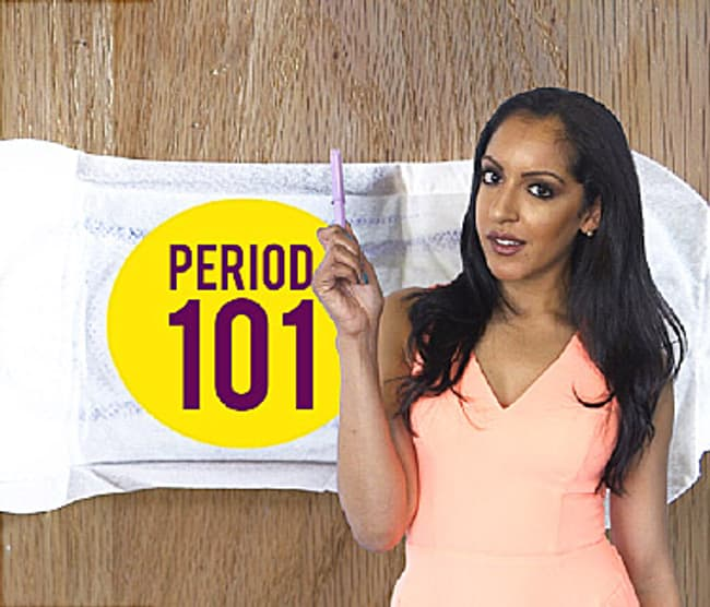Menstrual Cycle Video What You Need To Know About Periods