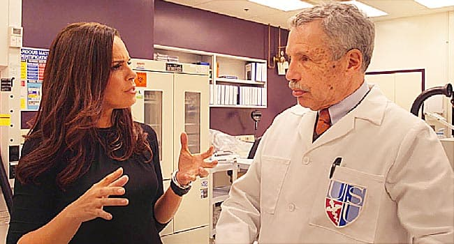 soledad obrien with doctor