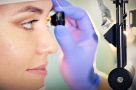tests for the inflammatory disease uveitis