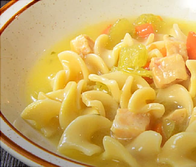 Video On 3 Ways Chicken Soup Helps Fight A Cold