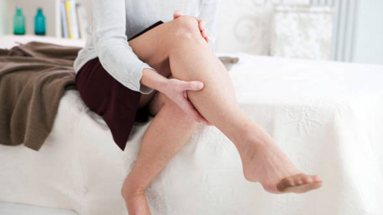 how to get rid of charley horse in thigh