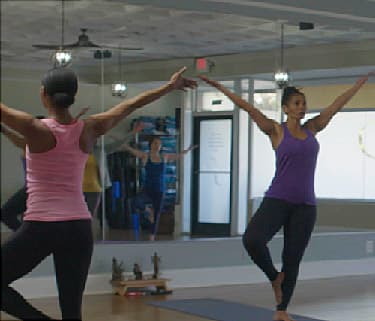 yoga video on poses to ease osteoarthritis joint pain