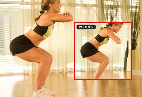 Pictures of the 7 Most Effective Exercises to Do at the Gym or Home