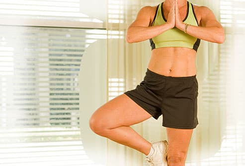 exercise working out core muscles