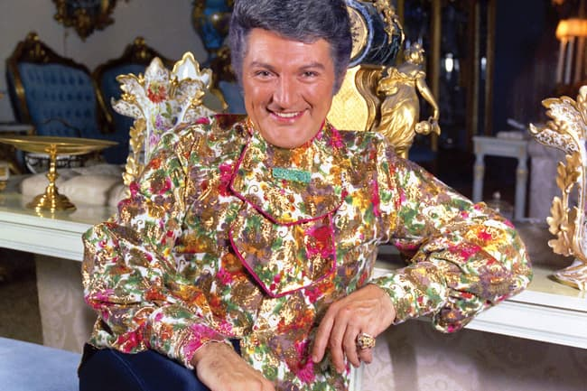 photo of liberace