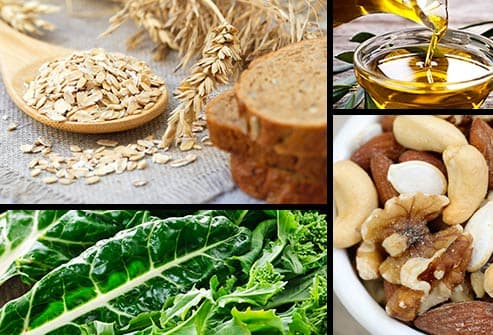 four foods with vitamin e