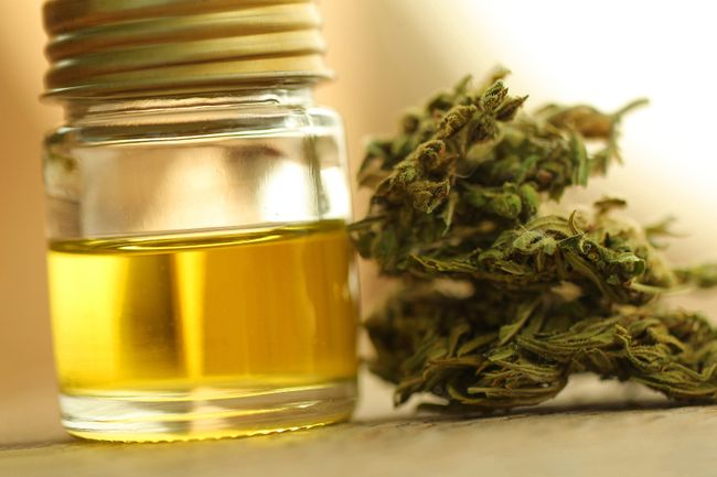 Cannabidiol (CBD) Oil for Pain and Seizures Shown In Pictures