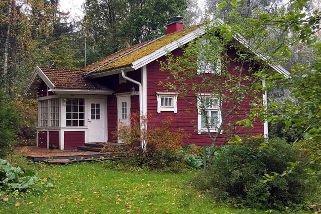 photo of cottage home