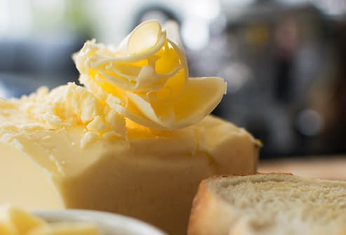 butter close up