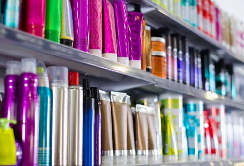 variety haircare products