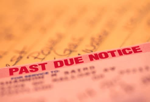Late Bill Payment Notice