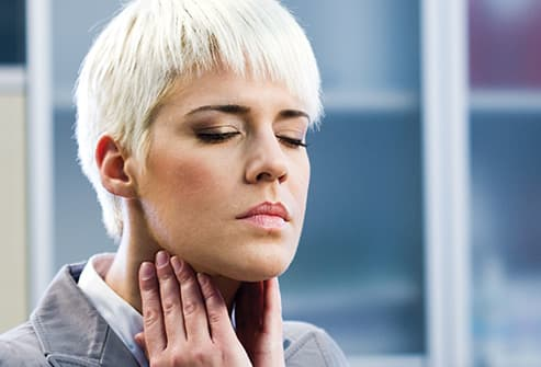 Anatomy of a Sore Throat Slideshow: Distinguish Common Sore