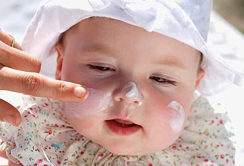 Tips To Keep Your Baby S Skin Healthy