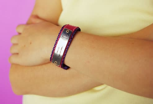 Allergy Medical Alert Bracelet