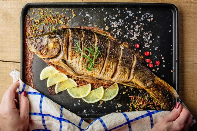 is a diet of fish harmful