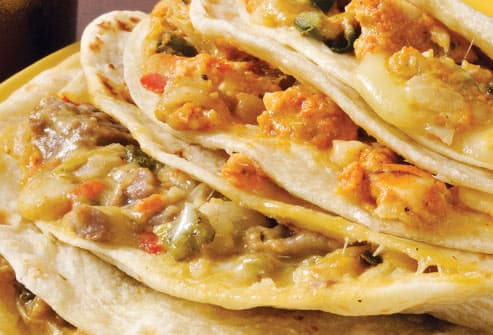 What Cheese Do Mexican Restaurants Use In Quesadillas