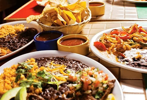 Best And Worst Mexican Dishes For Your Health