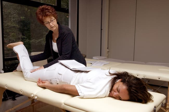 photo of applied kinesiology