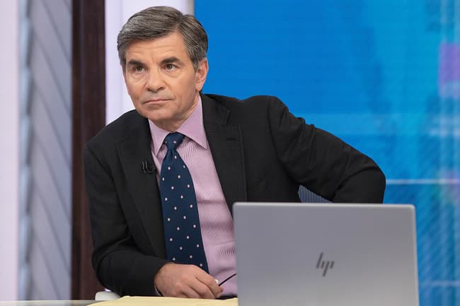 photo of george stephanopoulos