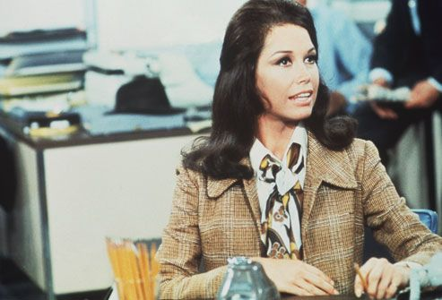 Star of 'The Mary Tyler Moore Show' in 1970