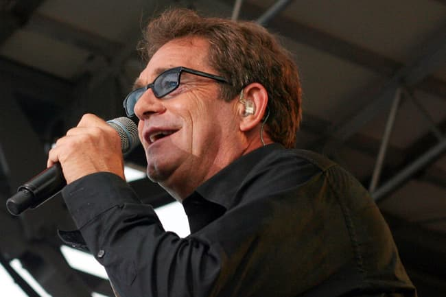 photo of Huey Lewis