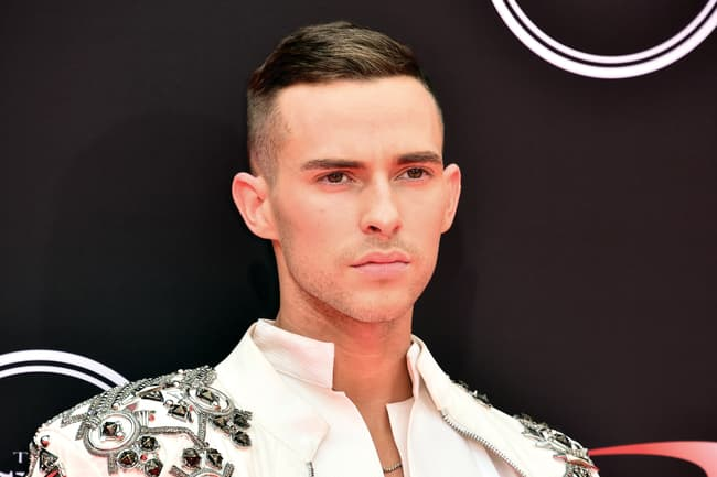 photo of Adam Rippon