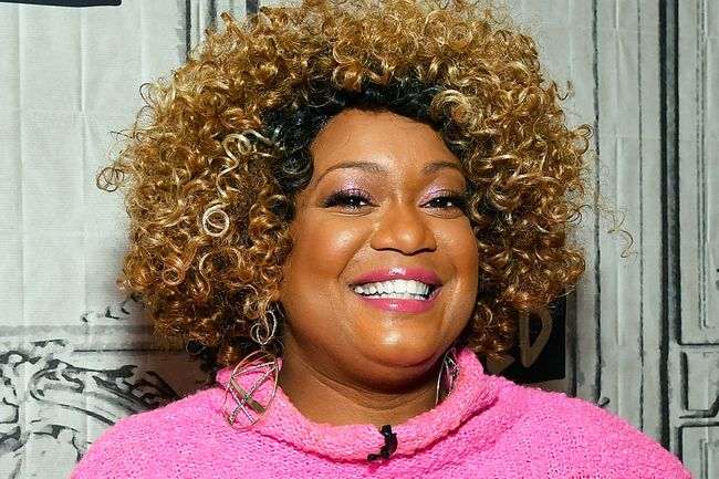 photo of sunny anderson