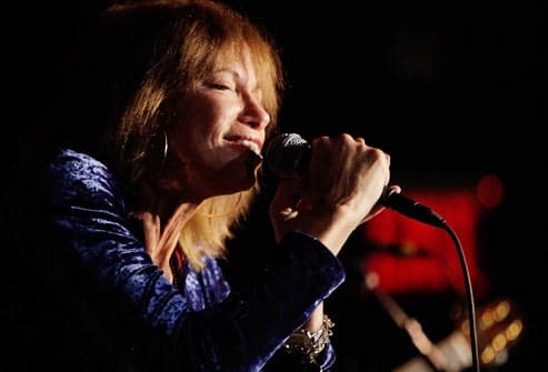 carly simon in concert