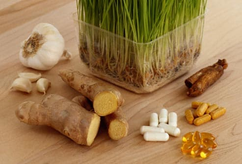 Herbal supplements for chronic fatigue
