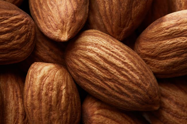 photo of bitter almonds