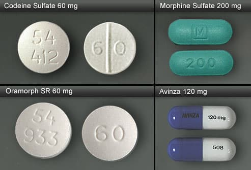 Commonly Abused OTC and Prescription Drugs With Pictures
