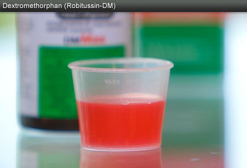 Robitussin DM