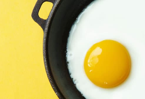 Calorie Boosting Eggs and COPD