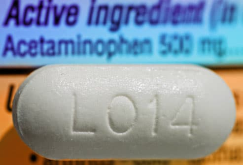 Acetaminophen Pill for Crohn's Relief