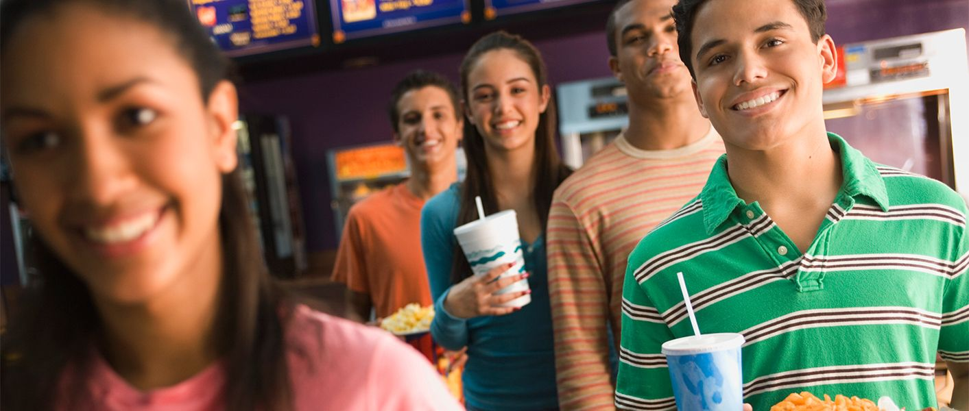 delicious filling foods for teens