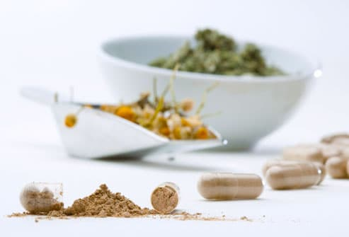 Herbal Supplements To Treat Eczema