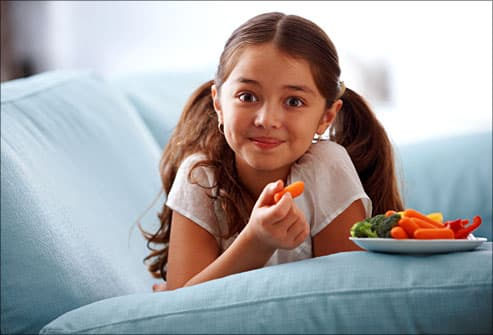 Slideshow Essential Nutrients For Kids