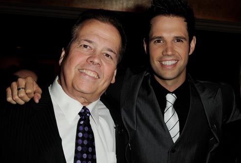 David and Alan Osmond