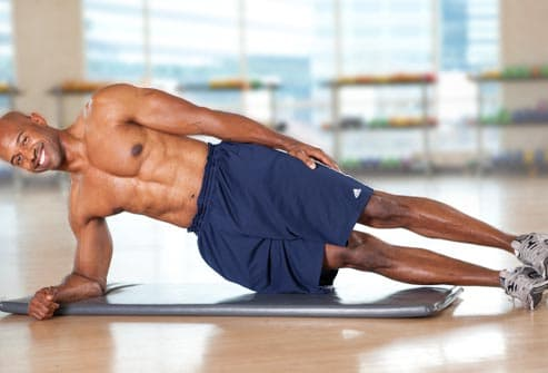 Pictures Of The Best Flat Abs Moves For Men