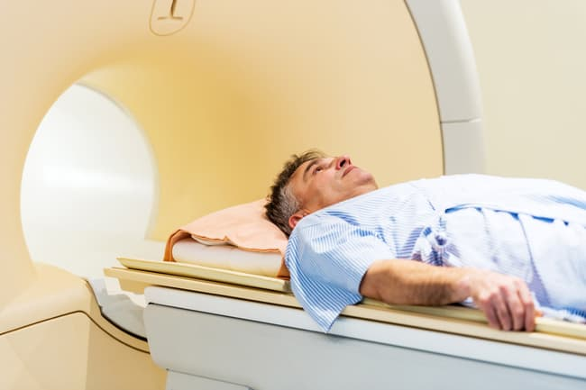 photo of pet scan