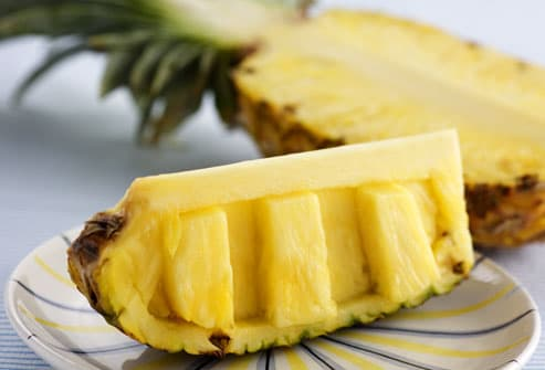 Slice of Pineapple