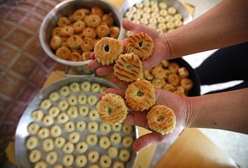 Eid al-Fitr biscuits