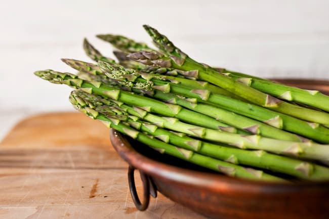 photo of asparagus