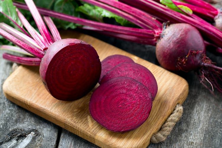 photo of beets