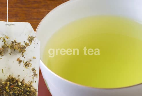 Green tea: antioxidant powerhouse