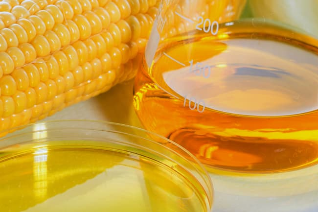 photo of high fructose corn syrup