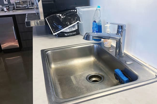 office sink