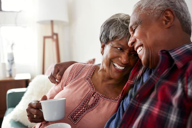 How to meet a good man over 60